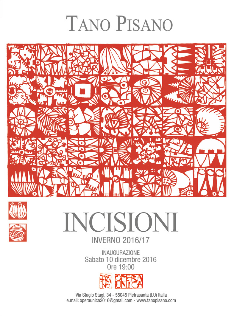 xpo incisioni 2016 17